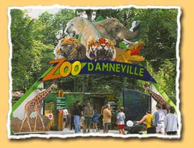 Venez voir le site du zoo d' Amnéville...