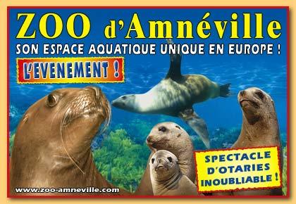 Venez voir le zoo d'Amnéville...