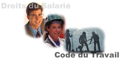 Code du travail dans Information guidejuridique